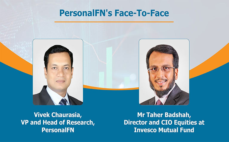 Face to Face with Mr Taher Badshah, Director and CIO Equities at Invesco Mutual Fund